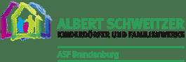 Albert-Schweitzer-Kinderdörfer und Familienwerke Brandenburg e. V. Logo