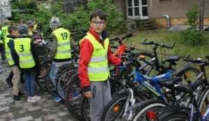 Fahrradprüfung 2019 Klasse 4