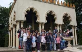 Sommerferenfahrt zum Filmpark Babelsberg